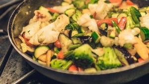 Osteria Siciliana italienische Küche Gemüse